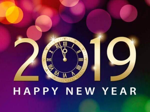 Happy New Year – 2019